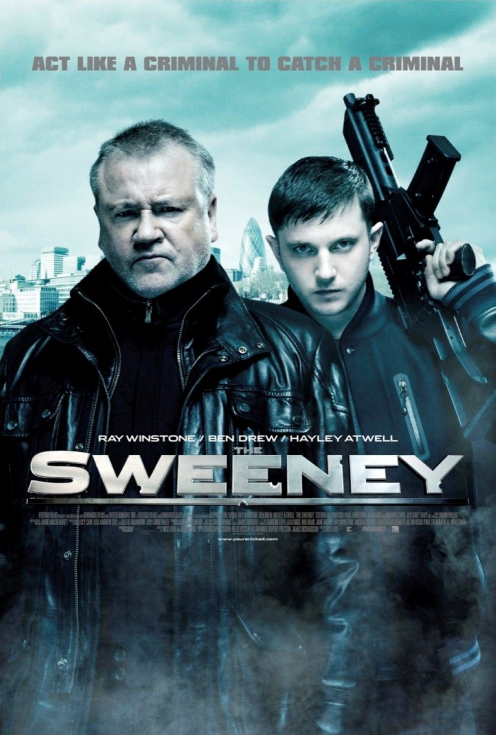 The Sweeney streaming SUB-ITA 2012