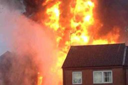 Langley Green Fire