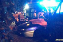 Gravelly Hill Car Crash