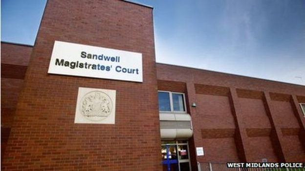 Sandwell Magistrates Court