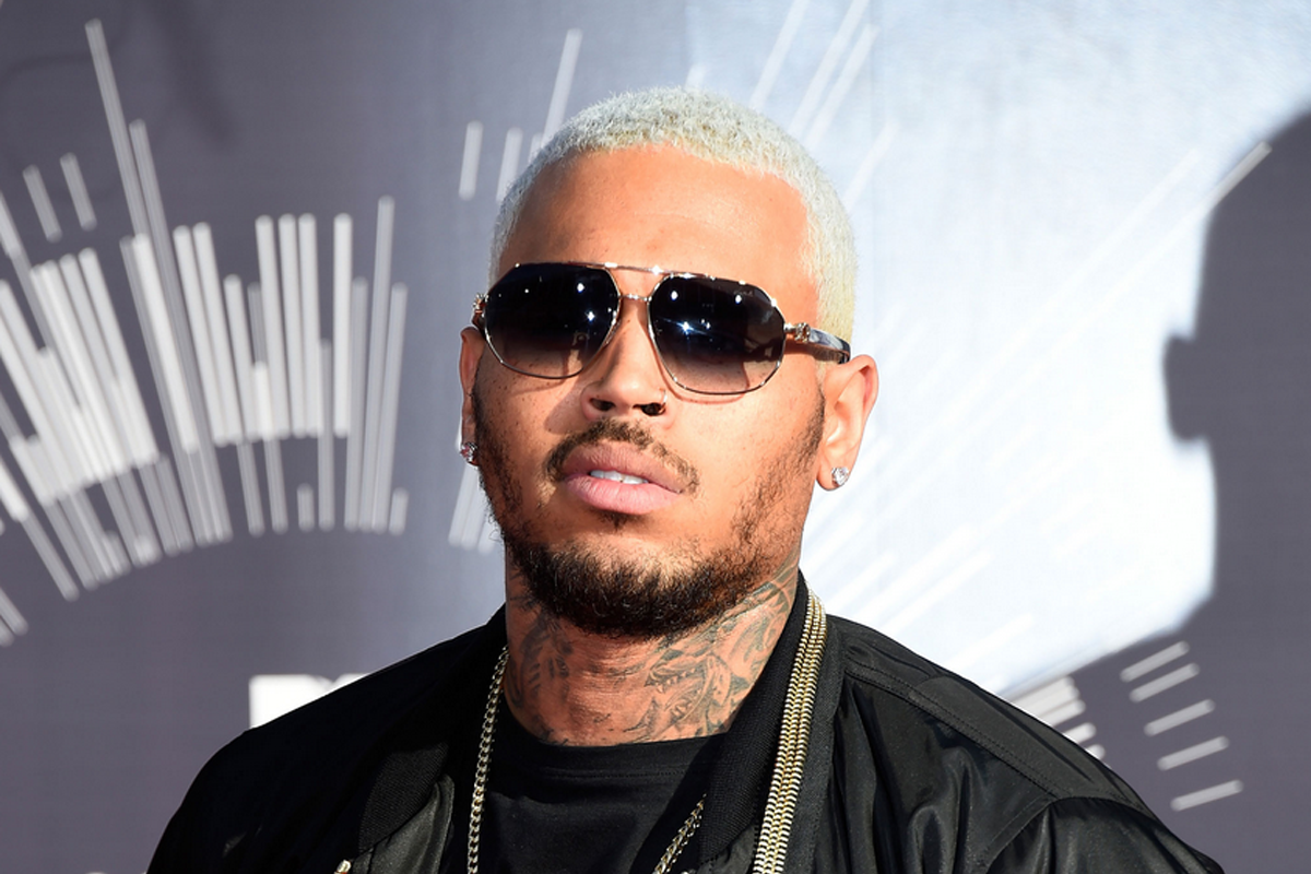 Chris Brown claims Ebola is a 'form of population control'