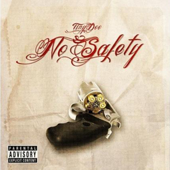No Safety album cover