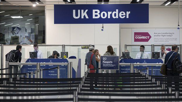 UK Border Control graphic
